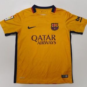 68db05378 ... usa nike shirts tops nike dri fit 2015 fc barcelona soccer jersey youth  1fb11 fa21d
